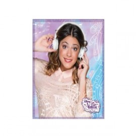 Plaid Violetta Disney