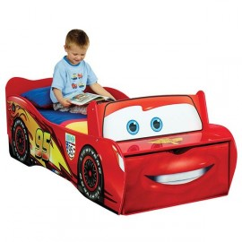 Lit Enfant Cars Flash Mac Queen 190 X 90 cm