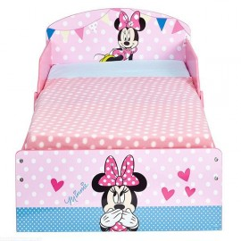 Lit Enfant Minnie Rose  140 X 70 cm