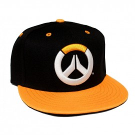 Casquette Overwatch Orange Powwer