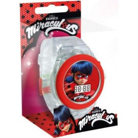 Montre Digitale Led Miraculous
