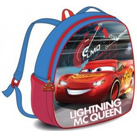 SAC A DOS MATERNELLE CARS LIGHT