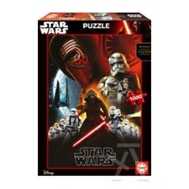 PUZZLE 1000 PIECES STAR WARS EPISODE 7