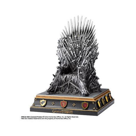 Serre Livre Trone de Fer Game of Thrones
