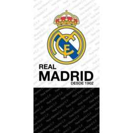 Serviette Bain Real Madrid