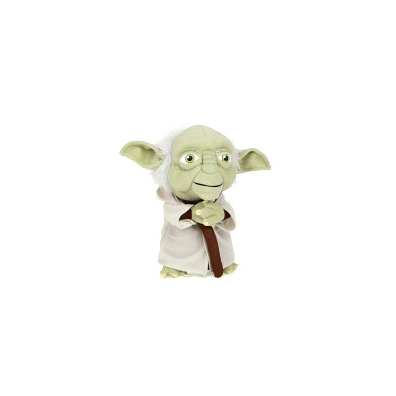 peluche yoda star wars. Black Bedroom Furniture Sets. Home Design Ideas