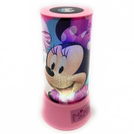 Lampe Projection Minnie Disney