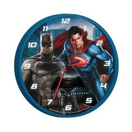 Horloge Murale Batman vs Superman