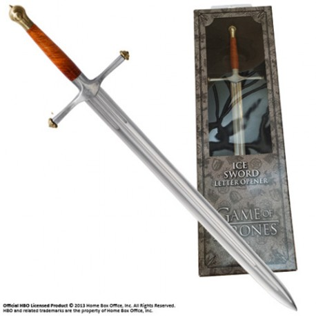 Ouvre-lettres Game of Thrones Eddard Stark