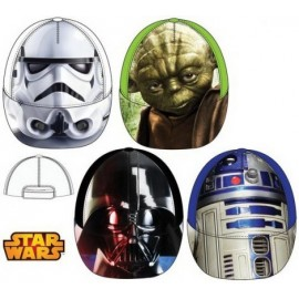 Casquette Personnage Star Wars