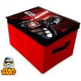 Boite de Rangement Rectangle Star Wars Dark Vador