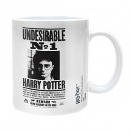 Mug Harry Potter Undesirable