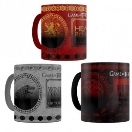 Mug Theoréactif Game Of Thrones